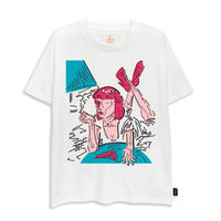 COUCH POTATOES T-Shirts / 玉村聡之 / AS12