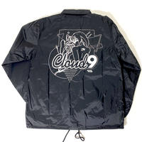 CLOUD9 / COACH JACKET ( Black )