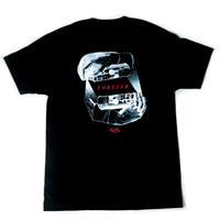 """FOREVER"" - Short Sleeve T-Shirt ( Black )"