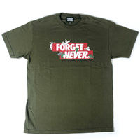 Animal Cypher Box - Short Sleeve T-Shirt ( khaki )