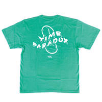 """""""TIME PARADOX"""" S/S TEE (MELON)"""