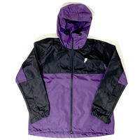 FORGET NEVER / MOUNTAIN JACKET ( BLACK-PURPLE )