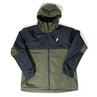 FORGET NEVER / MOUNTAIN JACKET ( BLACK-OLIVE )