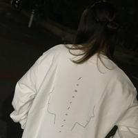 Formor loverトレーナー白(訳あり)
