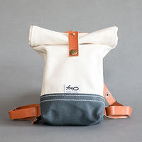 BULLO BACKPACK CHARCOAL BLUE
