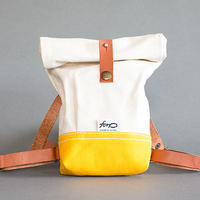 BULLO BACKPACK YELLOW