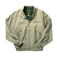 forte Harrington jacket on Cobra Caps(Khaki)