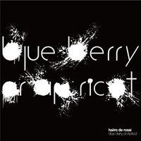 HAIIRO DE ROSSI / Blueberry or Apricot EP(CD)