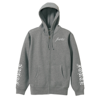 forte-2020-Original Zip Up Hoodie(Gray)