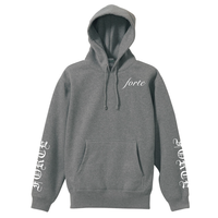 forte-2020-Original Pull Over Hoodie(Gray)