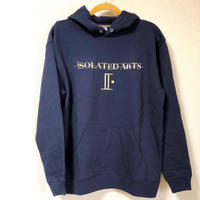 iSOLATED ARTS Official Hoodie(Navy)