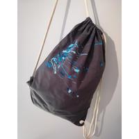 "HIROKO KONISHI×forte SS18 Collaboration knapsack""Ambient"""