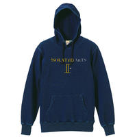 iSOLATED ARTS Denim Hoodie(Indigo)