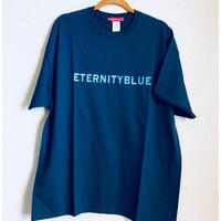 "forte""ETERNITY BLUE""T-shirts(Dusk Blue) - General Price"