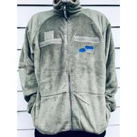 forte Embroidery  Custom Fleece Jacket by Rothco