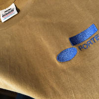 forte Embroidery Long-T(Mustard/White/Black)