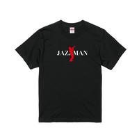 "forte""JAZZMAN""T-shirts(Black)"