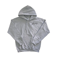 forte18-19 Mini Logo Hoodie (Gray) - General Price