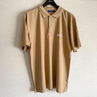 forte×Alice Korotaeva Essentials Polo Shirts(Khaki)