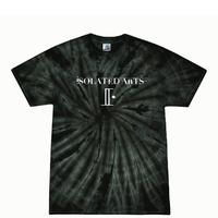 iSOLATED ARTS TieDyed T-Shirts(Black)