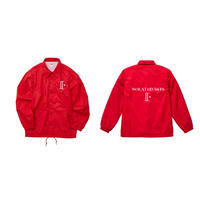 iSOLATED ARTS COACH JACKET(Red)