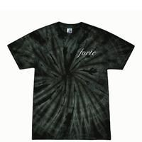 forte TieDyed T-Shirts(Black)