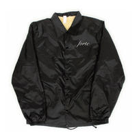 forte Official Coach Jacket(Black)裏ボア