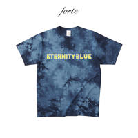 forte ETERNITY BLUE T-Shirts( Tie dye-Navy)