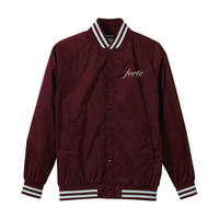 forte Official Stadium Jacket (Burgundy)