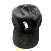 "forte""Dog""Wool Cap (English Navy)"