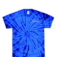 forte TieDyed T-Shirts(Blue)