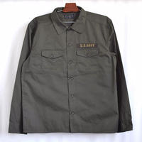 U.S Military Shirts Jacket(Khaki/Navy)