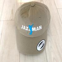 """forte""""JAZZMAN""""6panel-Cap(Beige)"""