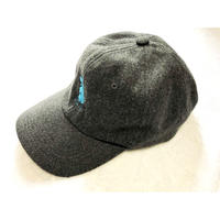 """forte""""Dog""""Wool Cap (Cold Charcoal)"""