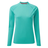 UV009W Women's UV Tech Long Sleeve Zip (2020NewColor)