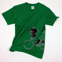 CHART-GN CHARINECO T-SHIRTS GN グリーン