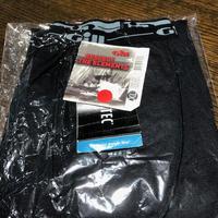 1222 TEC PANTS BLACK/GRAPHITE    B級品