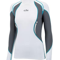 4420W Women's Sport UV Rash Vest -Long Sleeve   現品限り‼