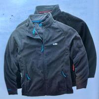 1342 Men's Grid Microfleece Fleece Jacket