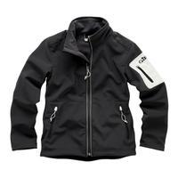 1630J Junior Softshell Jacket  Graphite  JLサイズ