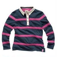 Gill レディースラガーシャツ E018