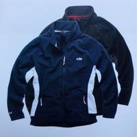 1343 WOMEN'S Grid Microfleece Jacket
