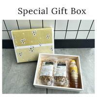 GIFT BOX 【A】グラノーラとドレッシング