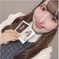 【西宮愛理】2021年チェキ第2弾!えんじ制服、白ジュリver