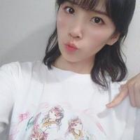 岸田メル×放課後プリンセスコラボ Tシャツ  特典券つき