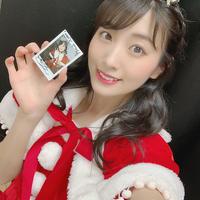 【関根ささら】2020年サンタチェキ第2弾!