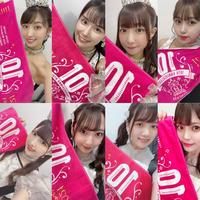 【放課後プリンセス】10TH ANNIVERSARY スポーツタオル