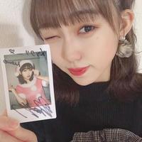 【澤田桃佳】2020年サンタチェキ