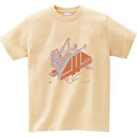 4thデザインTシャツ design SUNTRA