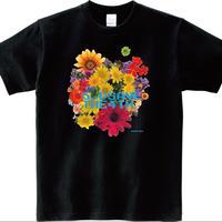 chicken JoannaデザインTシャツ!黒